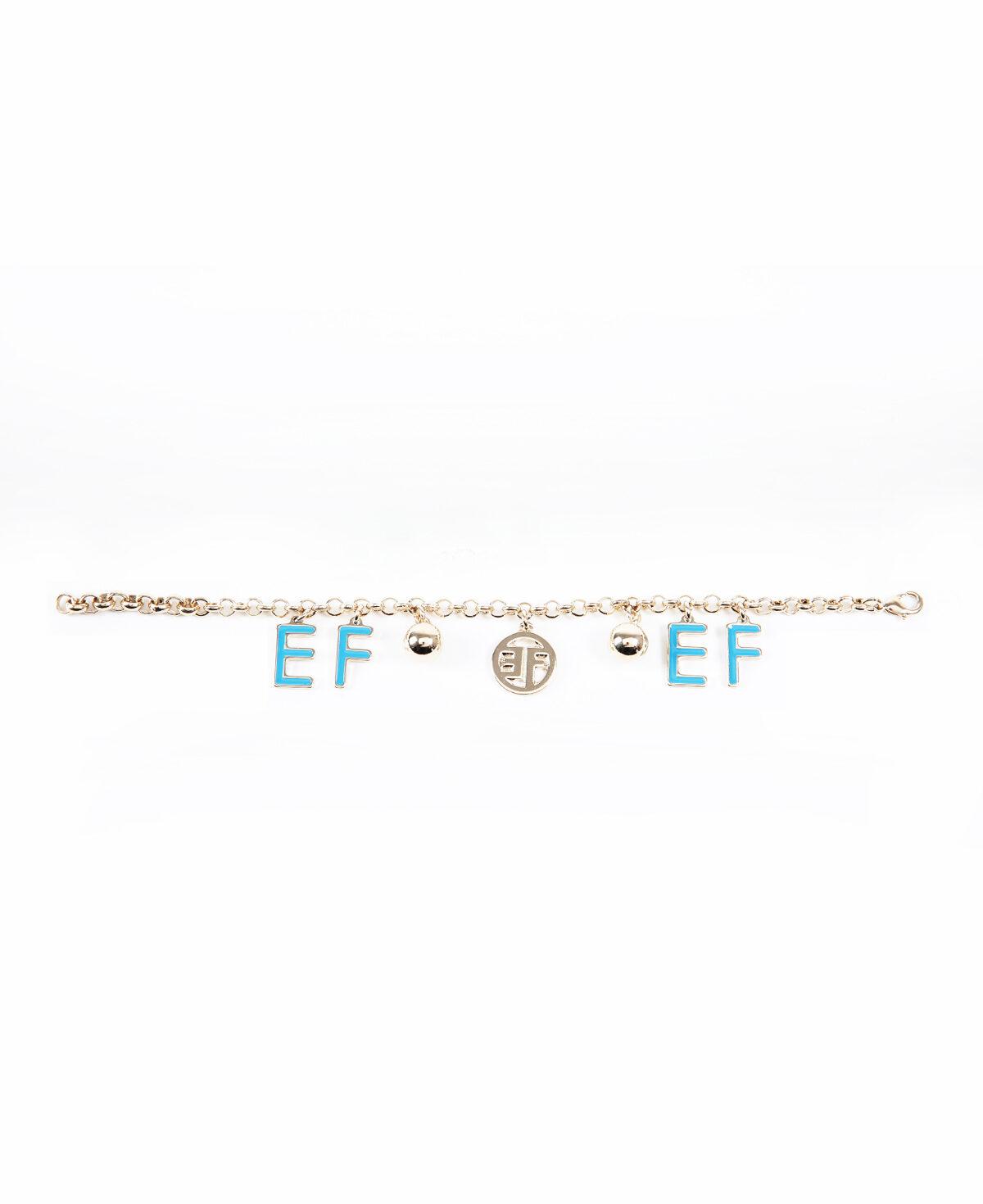 ELISA FANTI S/S 2021 SERIE EFHypnoticFantasy BRACCIALE CON CHARMS SMALTATI