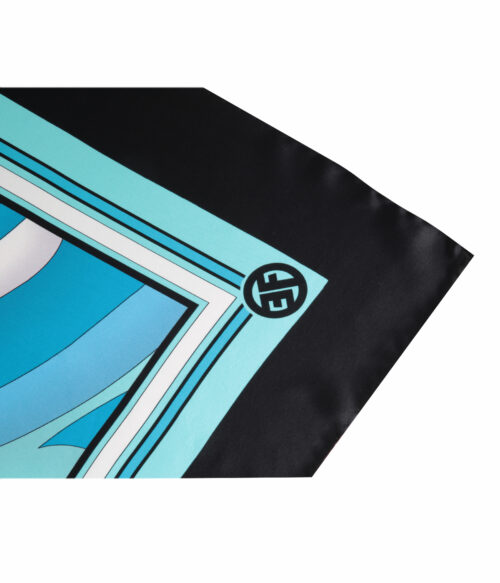 ELISA FANTI S/S 2021 SERIE EFHypnoticFantasy FOULARD 90×90