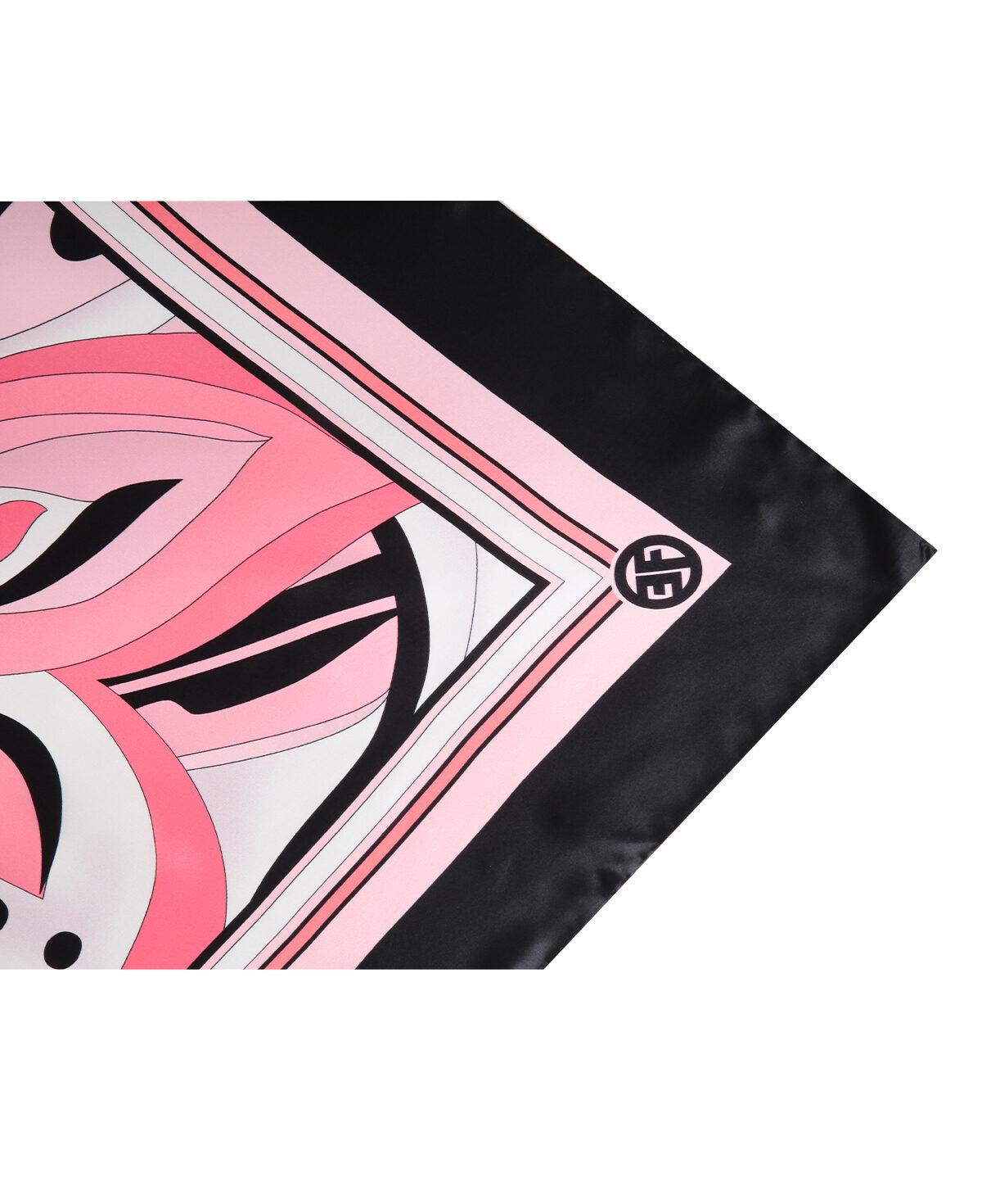ELISA FANTI S/S 2021 SERIE EFHypnoticFantasy FOULARD 90x90